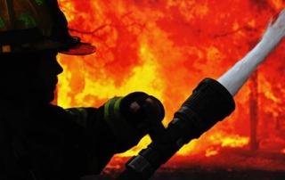 Χάρτης Πρόβλεψης Κινδύνου Πυρκαγιάς – Παρασκευή 29.08.14 – Κατηγορία κινδύνου «4»