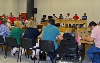Συνεδρίαση του Δημοτικού Συμβουλίου Ιεράπετρας στις 21.10.2014, Τρίτη ώρα 19.00