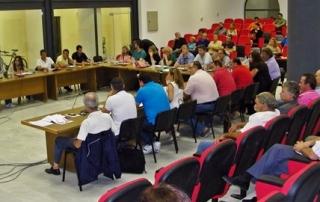 Συνεδρίαση του Δημοτικού Συμβουλίου Ιεράπετρας στις 21.10.2014, Τρίτη ώρα 18.00