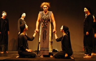 ΜΗΔΕΙΑ του Ευριπίδη  από την Θεατρική Ομάδα Καθηγητών ΕΛΜΕ Ηρακλείου