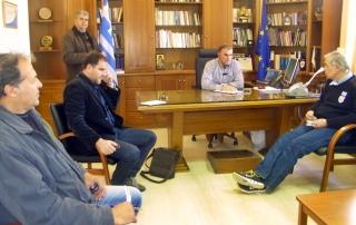 Σύσκεψη στο Δήμο Ιεράπετρας για το σχέδιο διάσωσης των μεταναστών