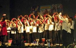 Χριστουγεννιάτικες μελωδίες από την παιδική – νεανική χορωδία του δήμου Ιεράπετρας